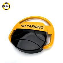cerradura de aparcamiento automática inteligente con control remoto solar y con batería