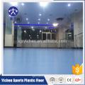 Dance studio PVC mousse plancher / salle de gym utilisé