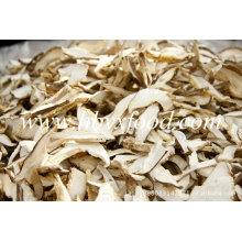 IQF Boletus Edulis Half Cut Frozen Mushroom Slices