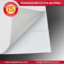 Traffic signs PVC type reflective sheeting