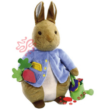 Hot Selling Rabbit Soft Plush Christmas Gift Toy (TPTT0104)