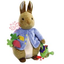 Горячий продавая игрушка подарка Кристмас мягкого плюша кролика мягкая (TPTT0104)