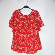 Bon prix femmes vêtements automne t-shirt
