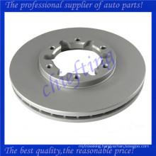 DF7305 MDC1509 40206-VB000 new brake rotors for nissan patrol gr ii wagon
