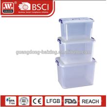 boîte de rangement, boîte de rangement en plastique, conteneur de stockage pour aliments