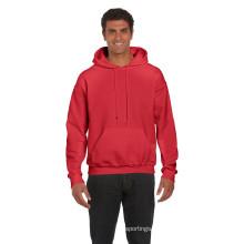 Wholesale personnalisé occasionnel usine prix sports unisexe blanc hoodies