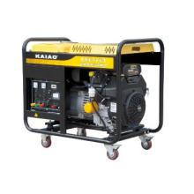 Generador de gasolina de 10kVA con motores Kohler, marco abierto