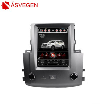 ASVEGEN Factory New Vertical GPS Navigation For Lexus  Ls 460 ,600 With MP3 / MP4 Players Bluetooth-Enabled