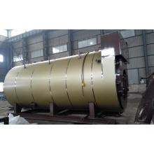 Caldeira a vapor de condensação de óleo horizontal (gás) D4