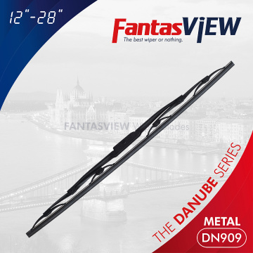 The Danube Series Top Auto Traditional Wiper Blades
