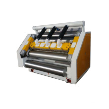 CE Certification Corrugated board making machine