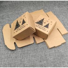 boîte d'emballage magnétique emballage de boîte de rouge à lèvres