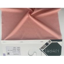 Tecido leve de tricô com tira tecido de malha canelada