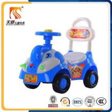 New Fashion Popular Crianças Swing Car com Big Basket Atacado