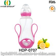 Baby Plastic PP Feeding Milk Water Bottle (HDP-0707)