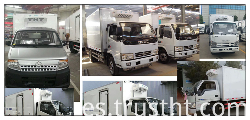 transport Refrigeration kit for truck