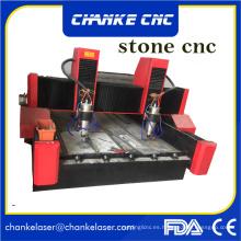 Máquina de grabado del ranurador del CNC del granito de mármol de piedra
