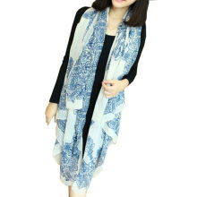 Fashion Printing Summer Spring Cheap Polyester Scarf