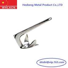 Stainless Steel Casting Ship Boat Bruce Anchor