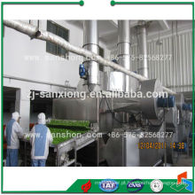Máquina de secagem de vegetais SBJ Belt Type