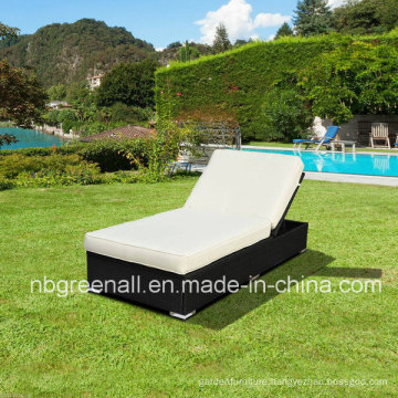 All-Weather Adjustable Outdoor Patio Chaise Lounge Furniture