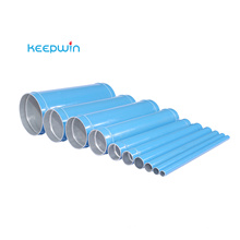 DN 50mm diameter Fast Aluminum Alloy Pipe for oil free Oxygen Gas Air Compressor