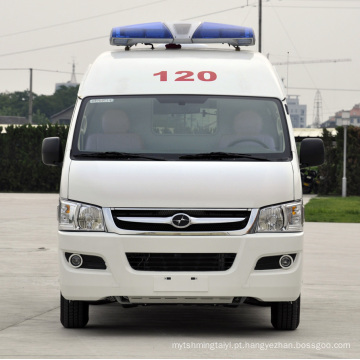 Ônibus Ambulância de Proteção