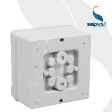 Boîte de jonction IP68 de haute qualité de fournisseur de la Chine d'utilisation extérieure de Saipwell avec du CE