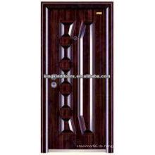 Qualitativ hochwertige Edelstahl Türschwelle Stahl Tür KKD-569