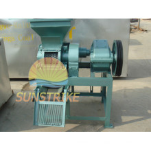 Heiße verkaufende kleine Kapazitäts-Holzkohlen-Brikett-Maschine