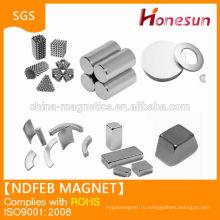 N35 постоянный магнит неодимовый Ndfeb различной формы