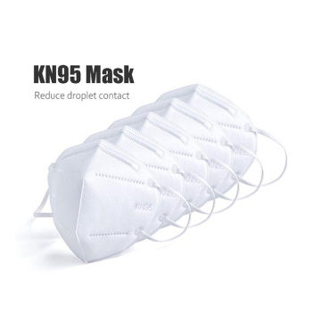 Masque de protection non tissé KN95 pour usage civil