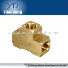 Messing-T-Stück Fitting / Messing-Kompressionsbeschläge / Customize-Teil