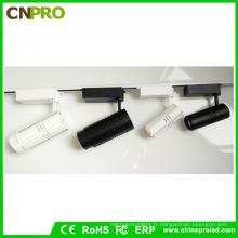 Magasin largement utilisation COB Downlight plafonnier 15W 30W rail de lumière LED