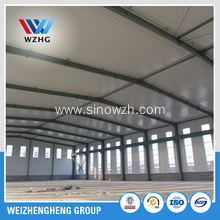pre-engineered steel structure chicken shed