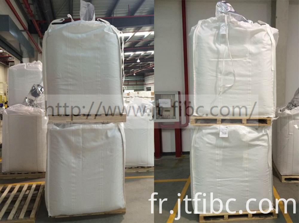 Cylinder Fabric Big Bag Jumbo Bag 1000kg