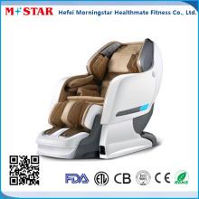 2016 alta calidad 3D silla de masaje de gravedad cero
