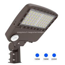 Lampadaire étanche IP65 LED