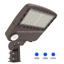 Luz de área de lámpara de calle LED para exteriores 150W