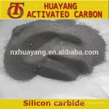 Competitive grün und schwarz Siliciumcarbid Pulver Preis zu verkaufen