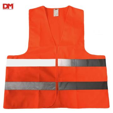 EN20471 Standard High Visibility Reflective Safety Vest