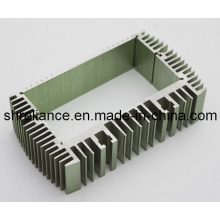Aluminium/Aluminium Alloy Extruded Industry Heat Sinks