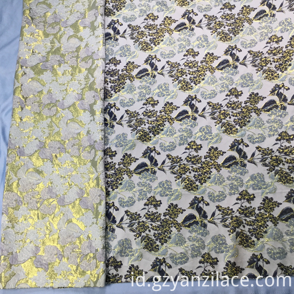 Jacquard Textured Fabric