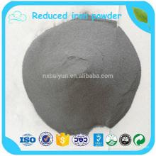 Polvo de hierro puro reducido en polvo de hierro de China