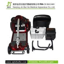 Power Scooter 270W elétrica para deficientes