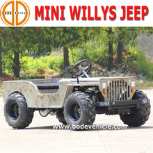 Bode Quanlity Assured New Mini Gas Jeep for Kids