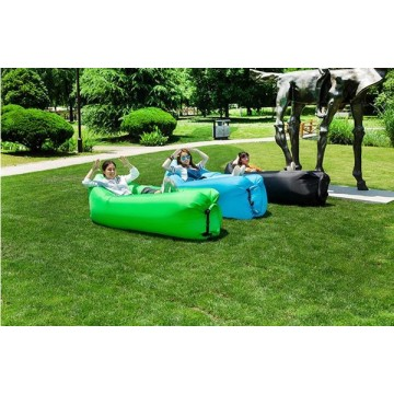 Paypal Acceptable Portable Inflatable Air Sleeping Bags Outdoor