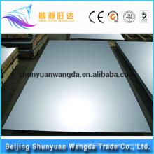 coated platinum titanium sheet metal