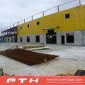 Armazém industrial da construção de aço do projeto de Custormized