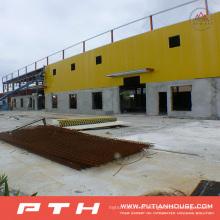 Armazém pré-fabricado personalizado da construção de aço do projeto de 2015 Pth